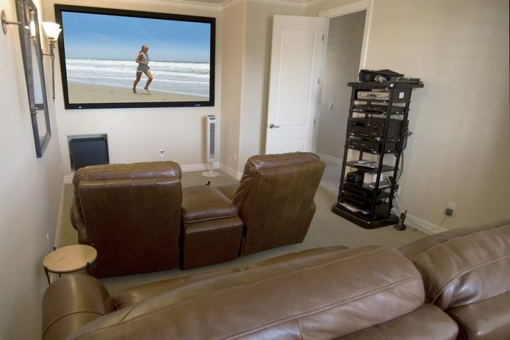 best home theater seatings