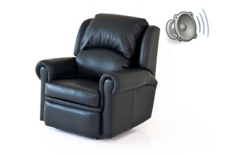 recliner with speakers
